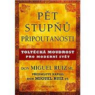 Pět stupňů připoutanosti: Toltécká moudrost pro moderní svět - Kniha