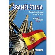 Španělština last minute - Kniha