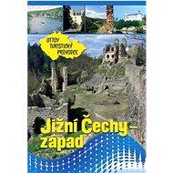 Jižní Čechy - západ Ottův turistický průvodce - Kniha