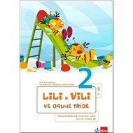 Balíček 4ks Lili a Vili 2 ve druhé třídě: mezipředmětové pracovní sešity I.-IV. díl - Kniha