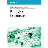 Klinická farmacie II. - Kniha
