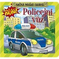 Knížka malého chlapce Policejní vůz - Kniha