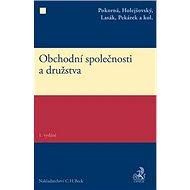 Obchodní společnosti a družstva - Kniha