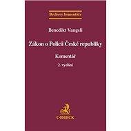 Zákon o Policii České republiky Komentář - Kniha