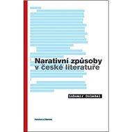Narativní způsoby v české literatuře - Kniha