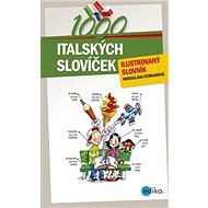 1000 italských slovíček - Kniha