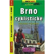 Kniha Brno cyklistické 1:18 000, 1: 40 000 - Kniha