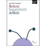 Kniha Řešení bagatelních deliktů - Kniha