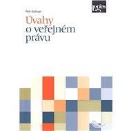 Úvahy o veřejném právu - Kniha