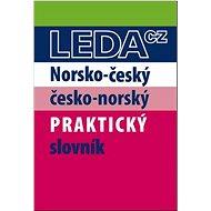 Norsko-český a česko-norský slovník - Kniha