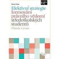 Efektivní strategie formování právního vědomí středoškolských studentů - Kniha