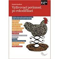 Vyživovací povinnost po rekodifikaci - Kniha
