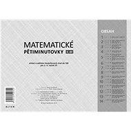 Matematické pětiminutovky 2. díl: Sčítání a odčítání dvojciferných čísel do 100 pro 2.-3. ročník ZŠ - Kniha