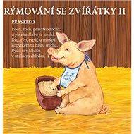 Rýmování se zvířátky II. - Kniha