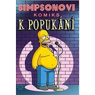 Simpsonovi Komiks k popukání - Kniha