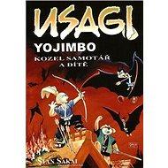 Usagi Yojimbo Kozel samotář a dítě - Kniha