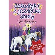 Čarodějky z jezdecké školy: Slet čarodějnic 3 - Kniha