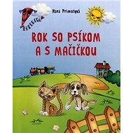 Rok so psíkom a mačičkou - Kniha