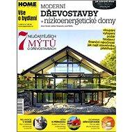 Moderní dřevostavby + nízkoenergetické domy - Kniha