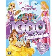 1000 samolepek Disney Princezna - Kniha
