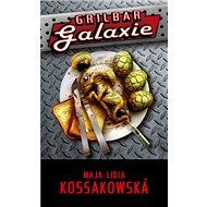 Grilbar Galaxie - Kniha