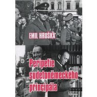 Peripetie sudetoněmeckého principála - Kniha