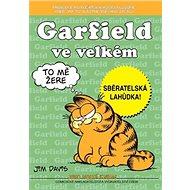Garfield ve velkém - Kniha