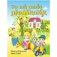 Co má umět předškolák - Kniha