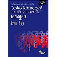 Česko-khmerský stručný slovník: Vodžonánukrom Čék-khmae - Kniha