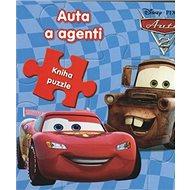 Auta 2 Auta a agenti: Kniha puzzle