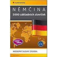 Němčina 5000 základních slovíček: Moderní slovní zásoba