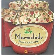 Marmelády domácí delikatesy - Kniha