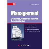 Management: Organizování, rozhodování, ovlivňování - Kniha
