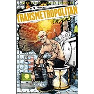 Transmetropolitan Naposled - Kniha