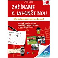 Začínáme s japonštinou: Učte se japonsky zábavnou formou! - Kniha