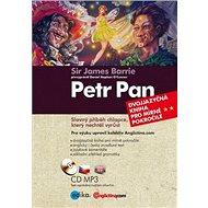 Petr Pan: Dvojjazyčná kniha pro mírně pokročilé - Kniha