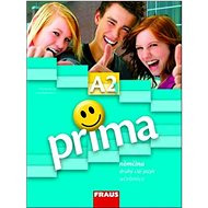 Kniha Prima A2/díl 1 Němčina jako druhý cizí jazyk učebnice - Kniha