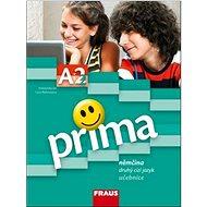 Prima A2/díl 2 Němčina jako druhý cizí jazyk učebnice - Kniha