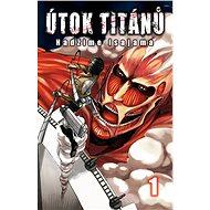 Útok titánů 1 - Kniha