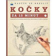Naučte se kreslit Kočky za 15 minut - Kniha