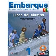 Embarque 1: Španělština pro střední a jazykové školy - Kniha