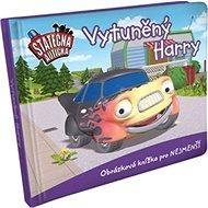 Vytuněný Harry: Statečná autíčka - Kniha