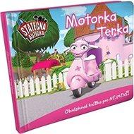 Motorka Terka - Kniha