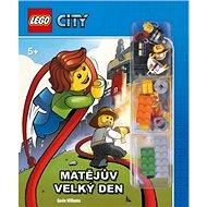 LEGO CITY Matějův velký den - Kniha