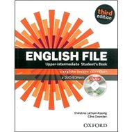 English File Third Edition Upper Intermediate Student´s Book: with iTutor DVD-ROM - Kniha