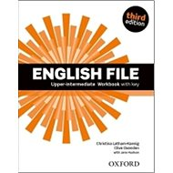 English File Third Edition Upper Intermediate Workbook with Answer Key - Kniha