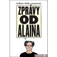 Zprávy od Alaina - Kniha