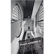Praha moderní III. - Kniha