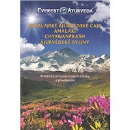 Himalájské Ájurvédské čaje: Amalaki Chyawanprash Ájurvédské byliny - Kniha
