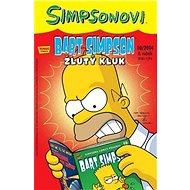 Bart Simpson Žlutý kluk: 41913 - Kniha